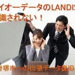 【アイオーデータのLANDISKが認識されない!大阪府堺市への出張データ復旧事例!】